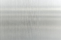 υπόβαθρο μετάλλων σύστασης του βουρτσισμένου πιάτου χάλυβα Στοκ Φωτογραφία