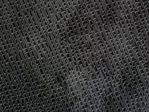 Υπόβαθρο με μια αφηρημένη σύσταση λουρίδων των διάφορων σκιών γκρίζου στοκ φωτογραφία