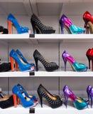Υπόβαθρο με τα παπούτσια στοκ φωτογραφίες με δικαίωμα ελεύθερης χρήσης