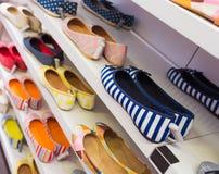 Υπόβαθρο με τα παπούτσια στοκ φωτογραφίες