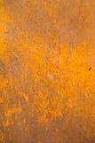 Υπόβαθρο με τη σκουριά στο χάλυβα Στοκ Εικόνα