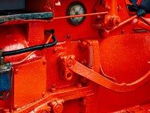 Υπόβαθρο μηχανών μηχανών μεταφορών Στοκ Φωτογραφίες