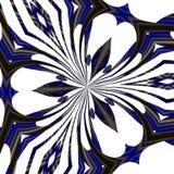 Υπόβαθρο μορφών λουλουδιών Στοκ Φωτογραφίες