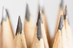 Υπόβαθρο μολυβιών Στοκ Φωτογραφία