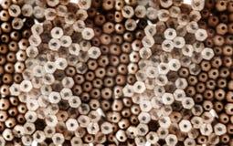 Υπόβαθρο μολυβιών Abstrack Στοκ εικόνα με δικαίωμα ελεύθερης χρήσης