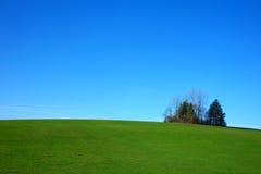 Υπόβαθρο μπλε ουρανού Στοκ εικόνες με δικαίωμα ελεύθερης χρήσης