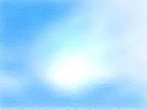 Υπόβαθρο μωσαϊκών ουρανού Στοκ Εικόνες