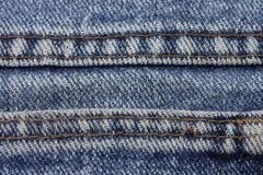 Υπόβαθρο μόδας ιματισμού σύστασης του Jean στοκ εικόνες με δικαίωμα ελεύθερης χρήσης