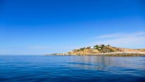 Υπόβαθρο νησιών Στοκ Φωτογραφίες