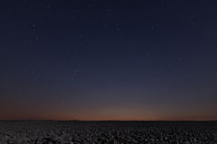 Υπόβαθρο νύχτας νυχτερινός ουρανός έναστρ αστέρια νυχτερινού ουρα&nu Στοκ Εικόνες
