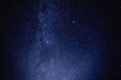 Υπόβαθρο ουρανού αστεριών Στοκ Εικόνες