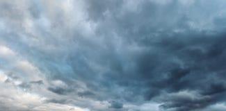 Υπόβαθρο ουρανού σύννεφων XXXL Στοκ φωτογραφία με δικαίωμα ελεύθερης χρήσης