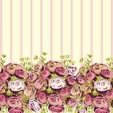 Υπόβαθρο λουλουδιών Στοκ Φωτογραφίες