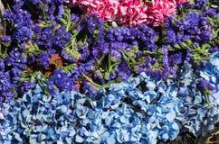 Υπόβαθρο λουλουδιών Στοκ Φωτογραφία