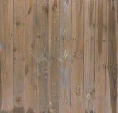 Υπόβαθρο ο παλαιός ξύλινος φράκτης Στοκ Εικόνα