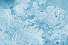 Υπόβαθρο πάγου Στοκ φωτογραφίες με δικαίωμα ελεύθερης χρήσης