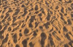 Υπόβαθρο παραλιών sand Στοκ Φωτογραφίες