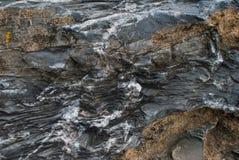 Υπόβαθρο πετρών γρανίτη Στοκ Εικόνες