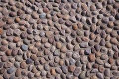 Υπόβαθρο πετρών χαλικιών στοκ φωτογραφία