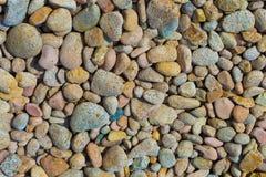 Υπόβαθρο πετρών χαλικιών Στοκ εικόνα με δικαίωμα ελεύθερης χρήσης