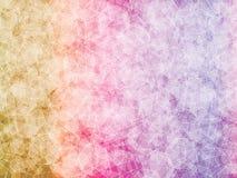Υπόβαθρο πολυγώνων Colorfull Στοκ εικόνα με δικαίωμα ελεύθερης χρήσης