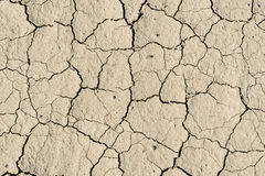 Υπόβαθρο που γίνεται με την ξηρά γη Στοκ φωτογραφία με δικαίωμα ελεύθερης χρήσης