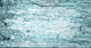Υπόβαθρο που χρωματίζεται παλαιό με το ραγισμένο χρώμα Στοκ Εικόνα