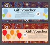 Υπόβαθρο προτύπων εορτασμού αποδείξεων δώρων Στοκ εικόνα με δικαίωμα ελεύθερης χρήσης