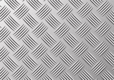 Υπόβαθρο πυλών αλουμινίου Στοκ Φωτογραφίες