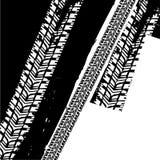Υπόβαθρο ροδών Grunge Στοκ φωτογραφία με δικαίωμα ελεύθερης χρήσης