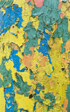 Υπόβαθρο σκουριάς και χρωμάτων Στοκ φωτογραφία με δικαίωμα ελεύθερης χρήσης
