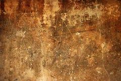 Υπόβαθρο σκουριάς Στοκ Φωτογραφίες