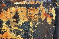 Υπόβαθρο σκουριάς Στοκ Φωτογραφία
