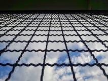 Υπόβαθρο στον ουρανό Στοκ εικόνα με δικαίωμα ελεύθερης χρήσης