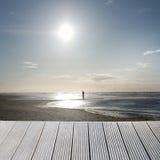 Υπόβαθρο στο νερό Στοκ φωτογραφία με δικαίωμα ελεύθερης χρήσης