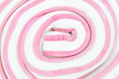 Υπόβαθρο στρογγυλό marshmallow lollipop στοκ εικόνες