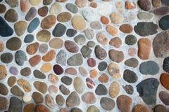 Υπόβαθρο στρογγυλός-βράχου Στοκ φωτογραφίες με δικαίωμα ελεύθερης χρήσης