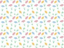 Υπόβαθρο σχεδίων λουλουδιών στοκ φωτογραφία