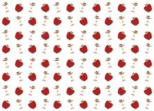 Υπόβαθρο σχεδίων της Apple διανυσματική απεικόνιση