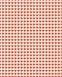 Υπόβαθρο σχεδίων καρδιών στοκ εικόνες