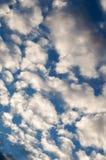 Υπόβαθρο σύννεφων στοκ φωτογραφία με δικαίωμα ελεύθερης χρήσης