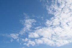 Υπόβαθρο σύννεφων Στοκ Εικόνες