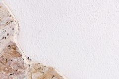 Υπόβαθρο σύστασης γρανίτη με το άσπρο κενό διάστημα για το κείμενο στοκ φωτογραφίες