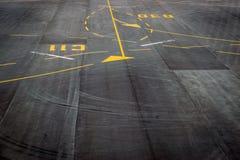Υπόβαθρο σύστασης διαδρόμων αερολιμένων στοκ εικόνα με δικαίωμα ελεύθερης χρήσης