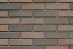 Υπόβαθρο σύστασης κλίνκερ brickwall Στοκ εικόνα με δικαίωμα ελεύθερης χρήσης