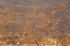 Υπόβαθρο σύστασης μετάλλων σκουριάς Στοκ Εικόνα