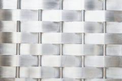 Υπόβαθρο σύστασης μεταλλικών πιάτων χάλυβα Στοκ φωτογραφία με δικαίωμα ελεύθερης χρήσης