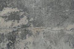 Υπόβαθρο σύστασης πατωμάτων τσιμέντου ρωγμών στοκ φωτογραφία