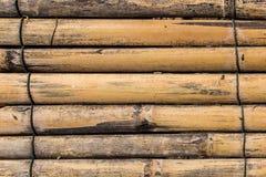 Υπόβαθρο σύστασης σωρών μπαμπού σωρών μπαμπού στοκ εικόνες