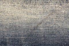 Υπόβαθρο σύστασης τζιν Στοκ Φωτογραφία